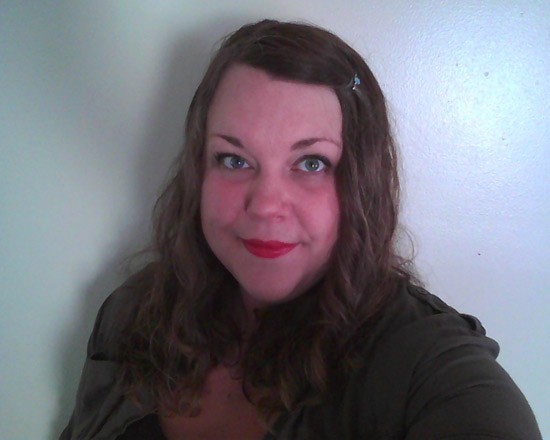 Andrea, blonde grassouillette d'Annecy
