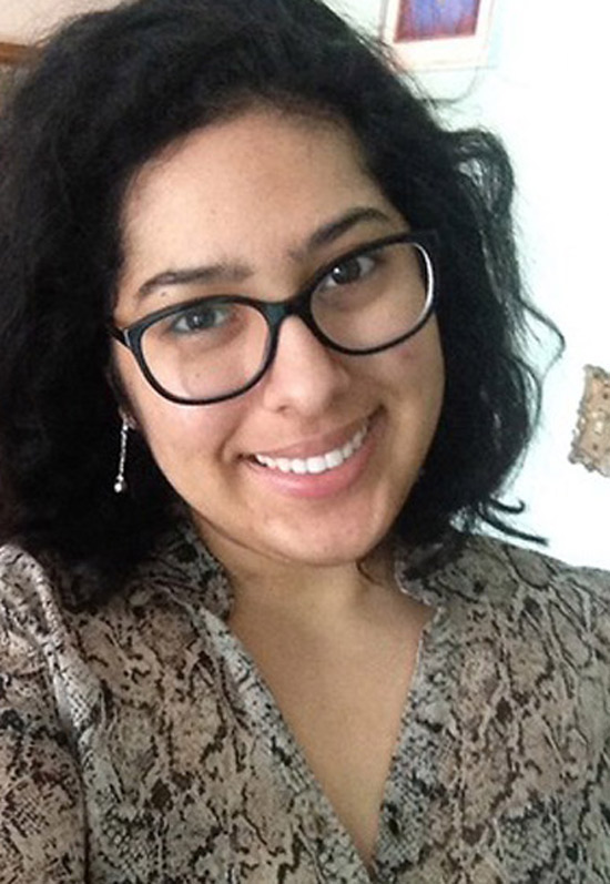 Anisha, sri lankaise pulpeuse d'Asnières