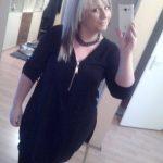 Anne-Claire, blonde bbw Boulogne-Billancourt dispo pour flirts sans lendemain