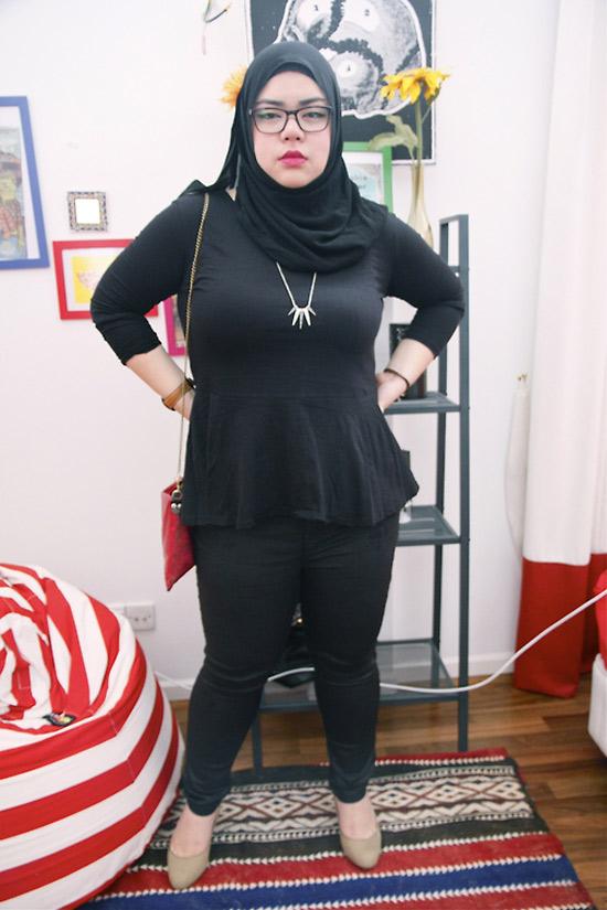 Asma, jolie femme arabe ronde de Marseille