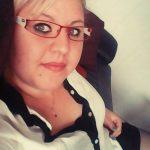 Carole, célibataire blonde bbw d'Antony, ouverte à une belle relation