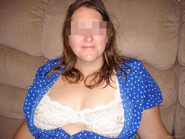 Charlotte, femme enrobée célibataire