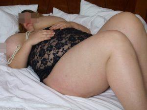Coralie, femme obèse célibataire, de Montpellier