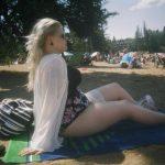 Douceur et amour avec Emilie, blonde à taille forte de Lille
