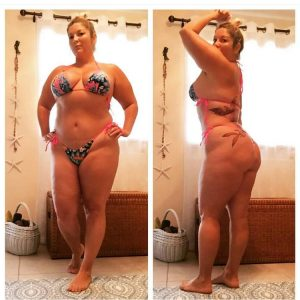 Clarisse n'a pas besoin de régime, elle veut un nouveau bikini
