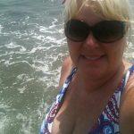 Jeanne, maman ronde célibataire pour rencontre concrète à Annecy