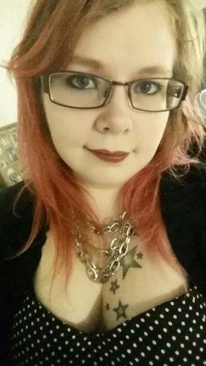 Karen, ronde hipster de Grenoble