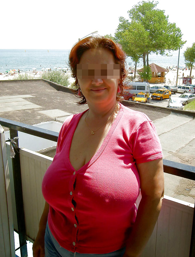 Pauline, rousse bien en chair, de Nice