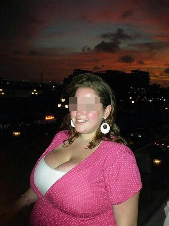 Sandra, brune ronde de Dijon