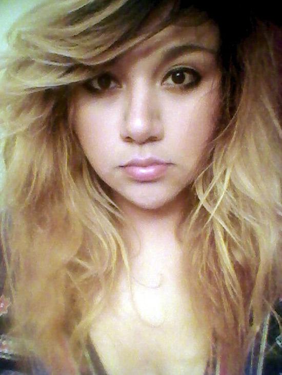 Sandrine, blonde BBW de Nice