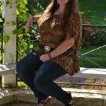 Tiphaine, femme ronde ouverte à une rencontre sérieuse à Versailles